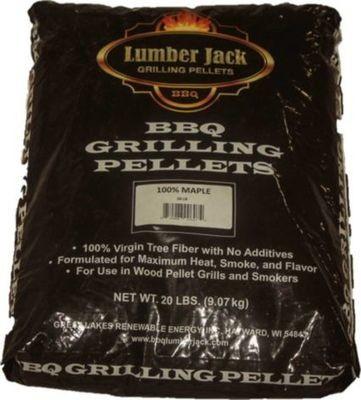 Lumber Jack 100% Maple Pellets  20lb