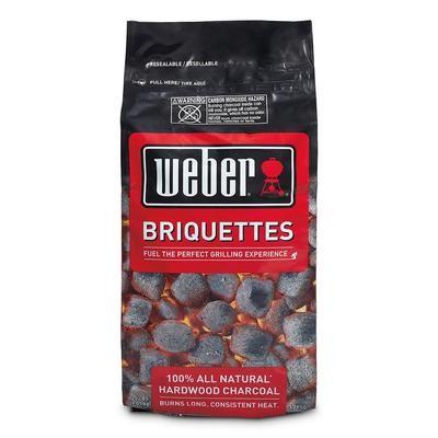 Weber-Hardwood Charcoal Briquettes 20LB