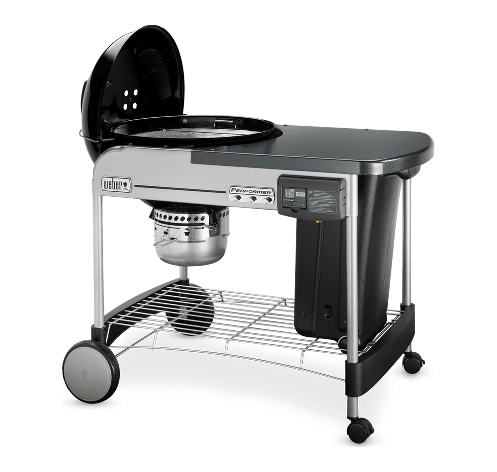 Weber-Performer Deluxe Charcoal Grill 22