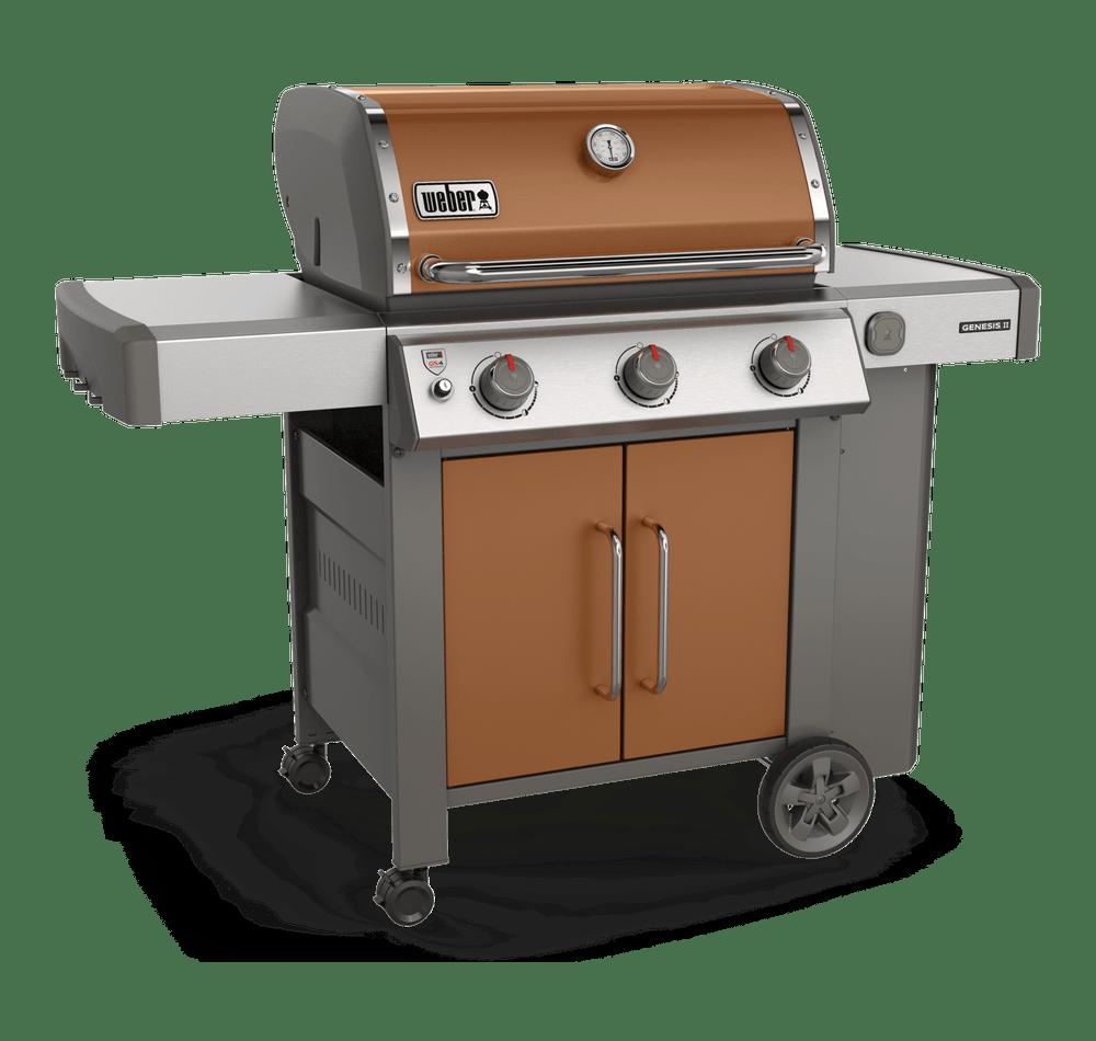 Weber-Genesis® II E-315 Gas Grill -Copper