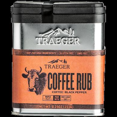 Traeger- Coffee Rub -8.25oz
