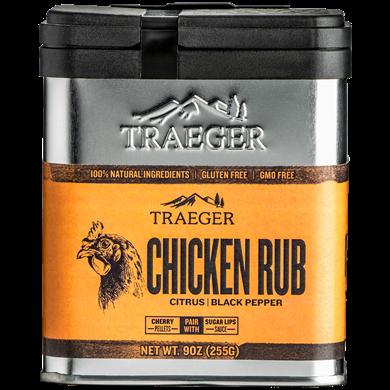 Traeger- Chicken Rub-9oz