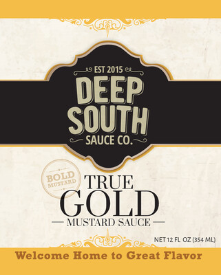 Deep South- True Gold Mustard
