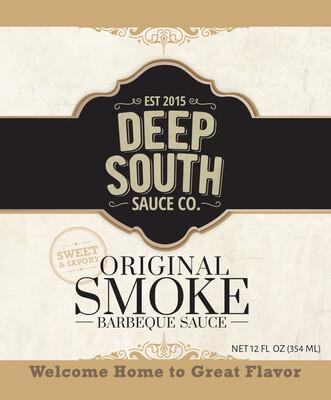 Deep South-Original Smoke BBQ Sauce