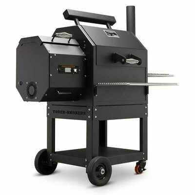 Yoder Smokers- YS 480s Standard Cart