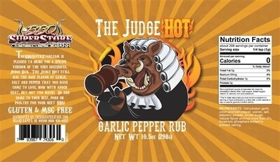 The BBQ Superstore-The Judge