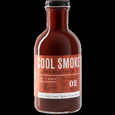 Cool Smoke BBQ Red Sauce- 18oz
