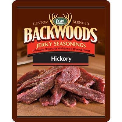 LEM BACKWOODS HICKORY JERKY SEASONING
