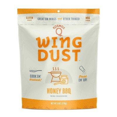Kosmos Honey BBQ Wing Dust 6 OZ BAG
