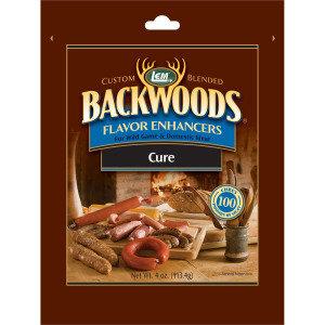 LEM BACKWOODS CURE - 4 OZ. BAG