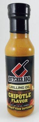 Butcher BBQ Grilling Oil Chipotle