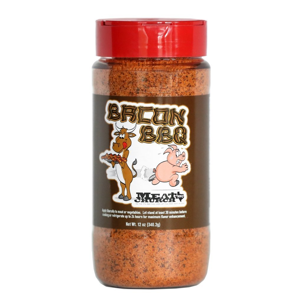 Meat Church Bacon BBQ Rub
