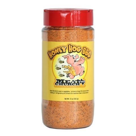 Meat Church Honey Hog BBQ Rub