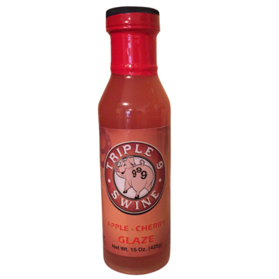 Triple 9 Swine Apple Cherry Glaze