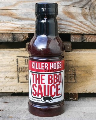 Killer Hogs The BBQ Sauce.