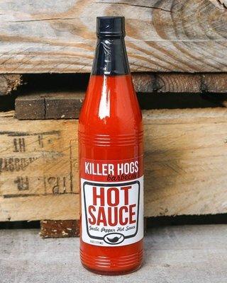 Killer Hogs Hot Sauce