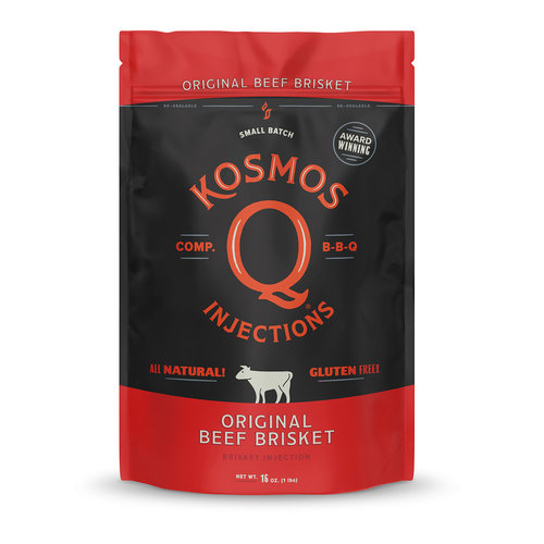 Kosmos Original Beef Brisket Injection