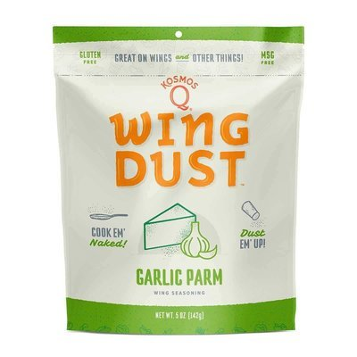 Kosmos Garlic Parm Wing Dust