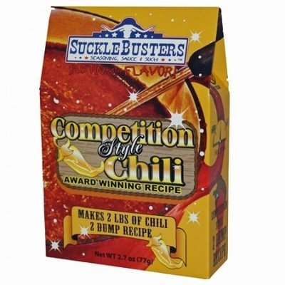 SuckleBusters Competition Style Chili