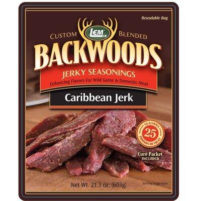 LEM Backwoods Caribbean Jerky Seasoning