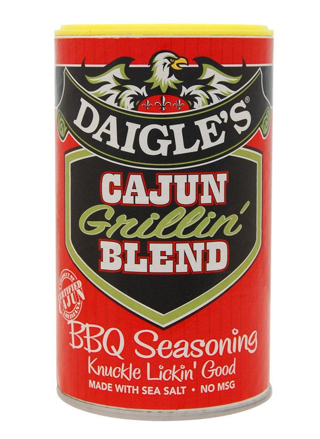 Daigle's Cajun Grillin Blend 8oz