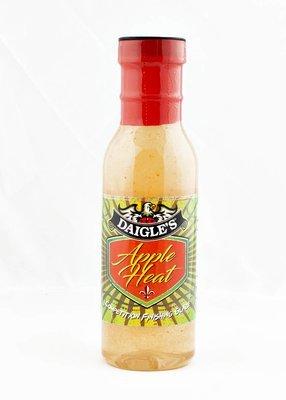 Daigle's Apple Heat Competition Finishing Glaze 12 oz