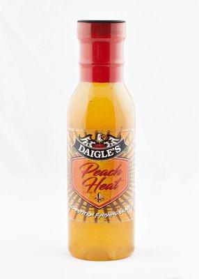 Daigle's Peach Heat Competition Finishing Glaze 12 oz