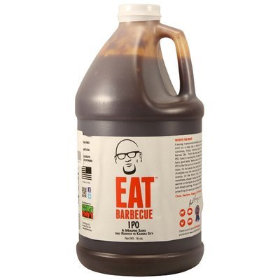 Eat BBQ IPO 1/2 Gallon