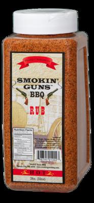 Smokin Guns-Hot 8 lb