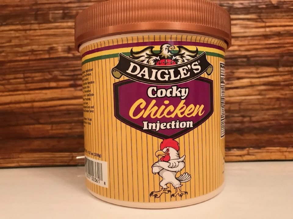 Daigle's-Cocky Chicken Injection-11.2oz