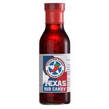 Texas Pepper Jelly- BlackCherry & Grape Habanero Rib Candy