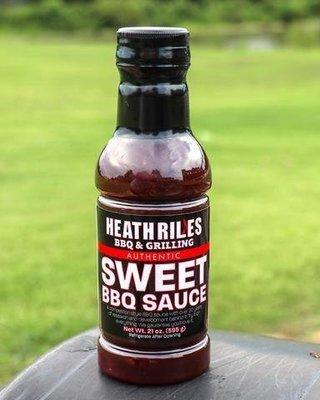 Heath Riles-Sweet BBQ Sauce