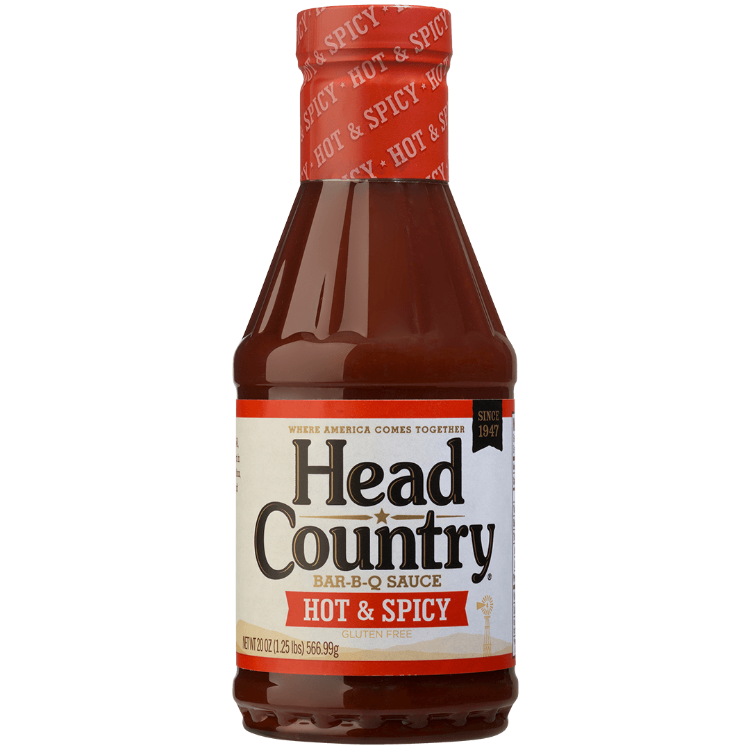 Head Country Hot n Spicy-20 oz