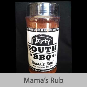 Dirty South BBQ-Mama's Rub