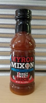 Myron Mixon-Tangy Sweet Sauce