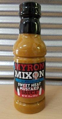 Myron Mixon- Sweet Heat Mustard
