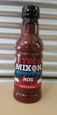 Myron Mixon- Hog Sauce