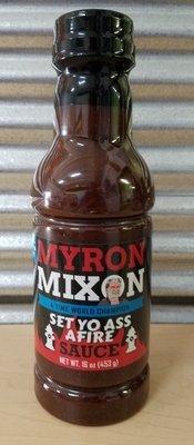 Myron Mixon- Set Yo Ass Afire