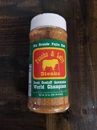 Pancho & Lefty Steaks-Rio Grande Fajita Rub
