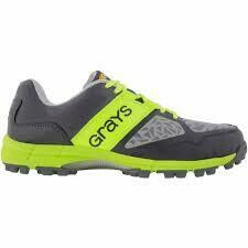 Hockey Trainer in black/yellow (Size 2 to 7)