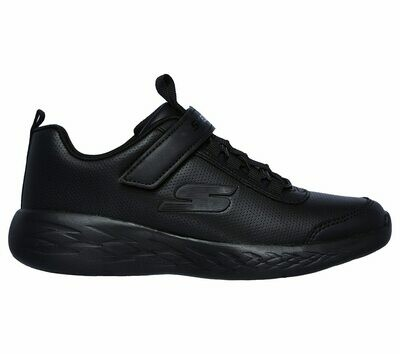 Skechers All Black Trainer (Size 10 to 1)
