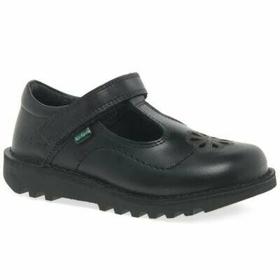 Kickers 'Flutter' in Leather