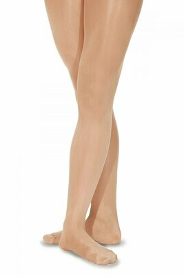 Shimmer Tights 'Mons' (In 'Toast' Colour)