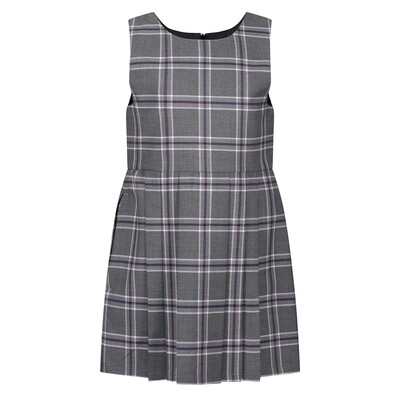 All Saints Primary Tartan Pinafore