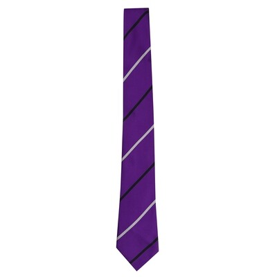 Clydeview Academy School Tie for S5-S6 Pupils