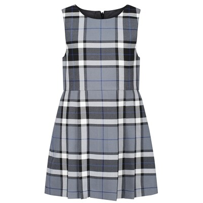 King's Oak Primary Tartan Pinafore