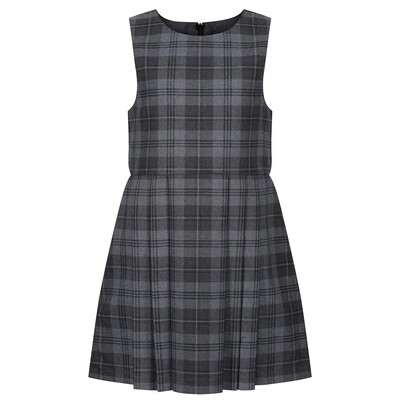 Lady Alice Primary Tartan Pinafore