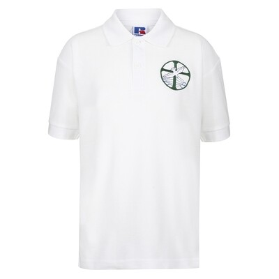 St Columba's Junior School PE Poloshirt (J1-J4)