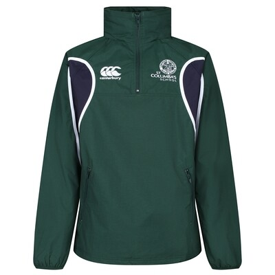 St Columba's School PE Rain Jacket (J4-S6)