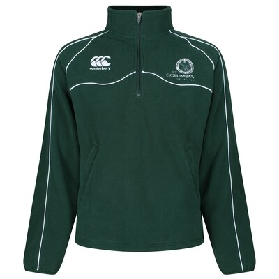 St Columba's School Boys PE 'Fleece' Track Top (J4 to S6)